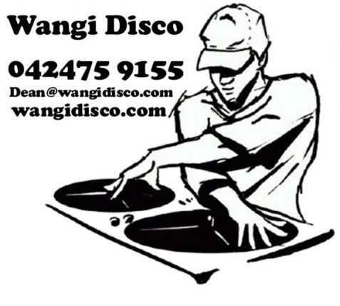 Wangi Disco Newcastle and Central Coast DJ